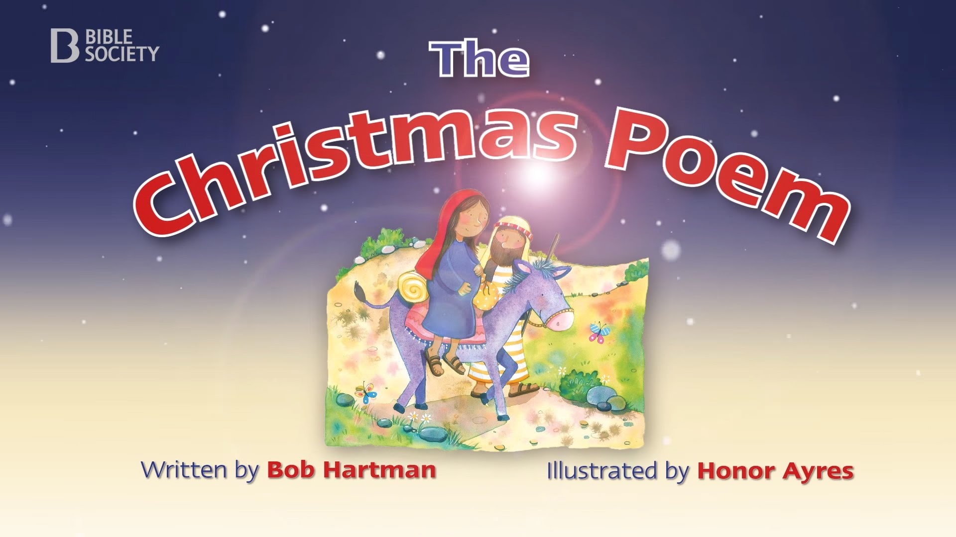 christmas poem shares the gospel - Christian Christmas Stories
