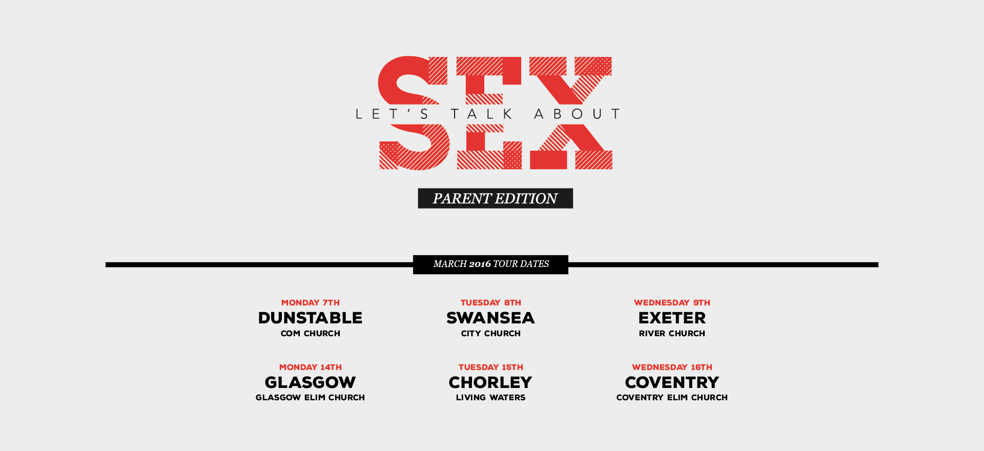 lets talk about sex Let's talk about sex 01092016 let's tell it how it is, and how it could be/ how it  was, and of course, how it should be - salt 'n' pepa, 1991 sex education is a lot .