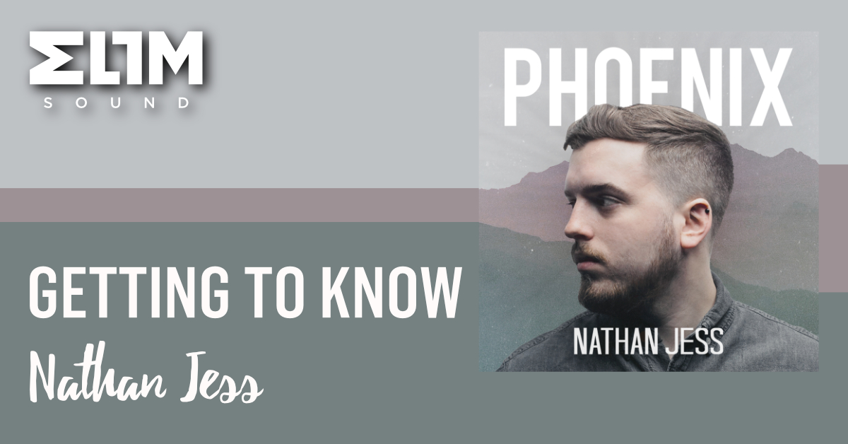 Getting to know - Nathan Large