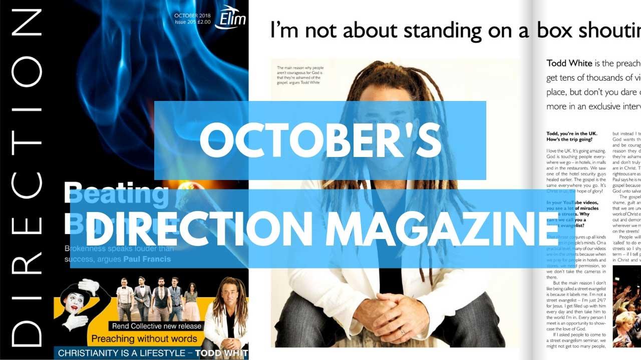 October's Direction Magazine