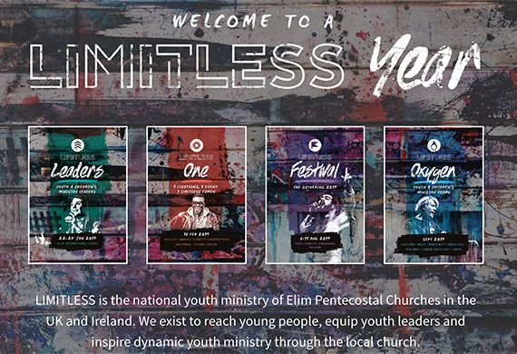 LIMITLESS launches new 2019 line up