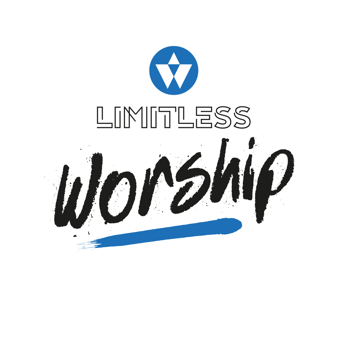 Limitless Worship White