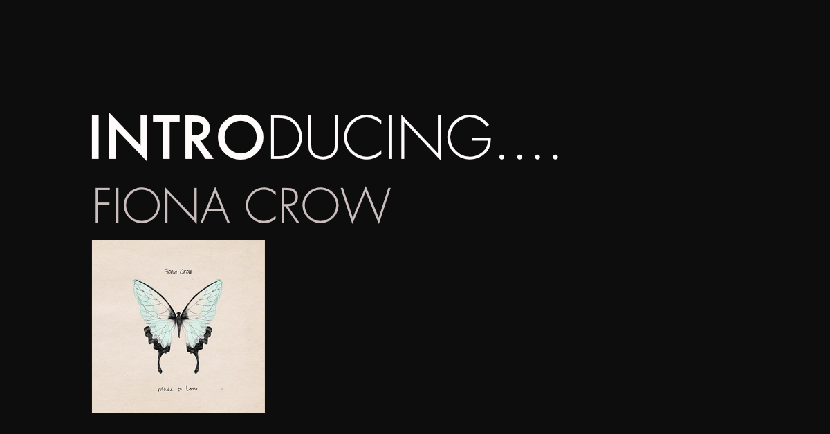 Introducing Series Fiona Crow