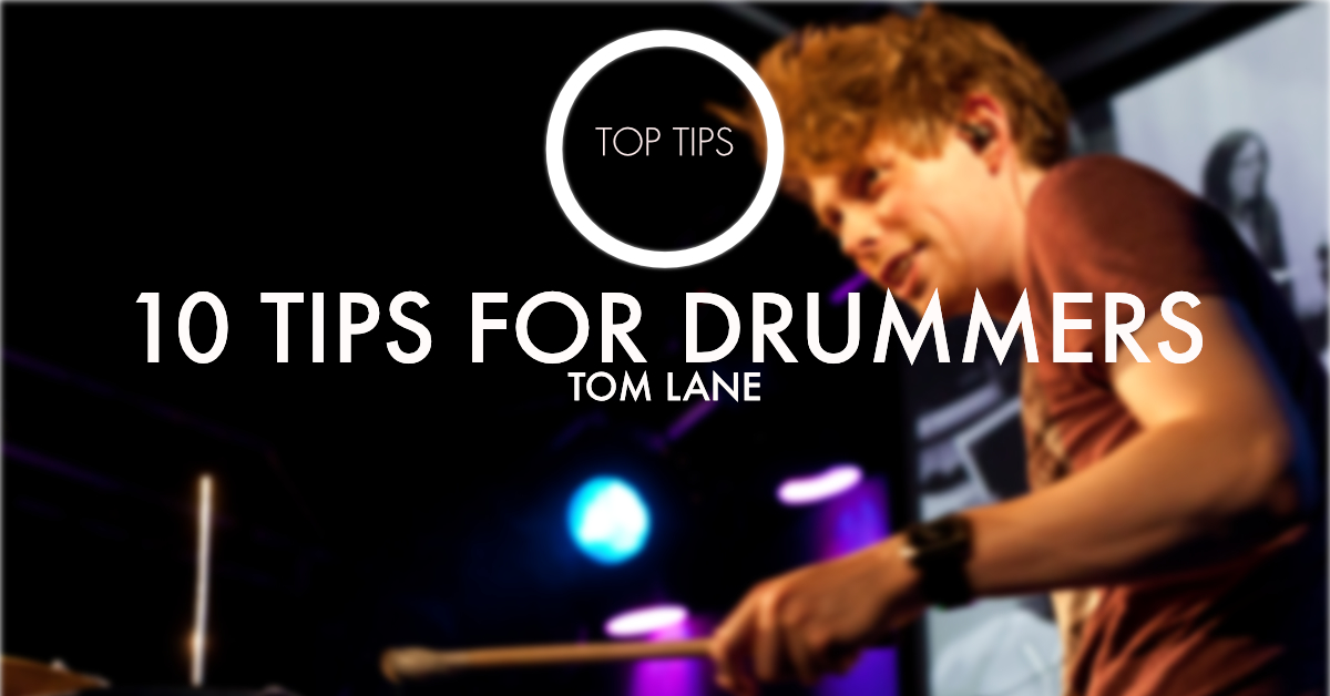 10 Tips DrummerLarge