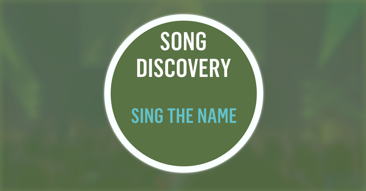 SONG DISCOVERY LOGOLarge