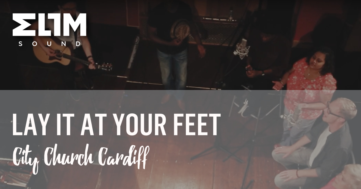 Lay It At Your Feet - Large